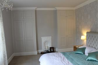 Alcove Fitted Wardrobe